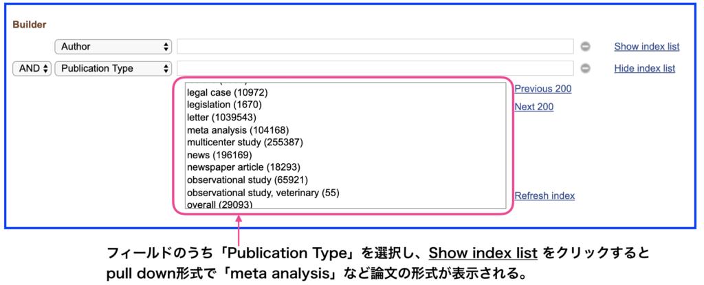 Pubmed 検索 方法 日本語