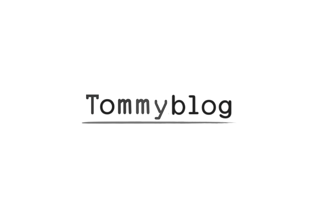 Tommy blog