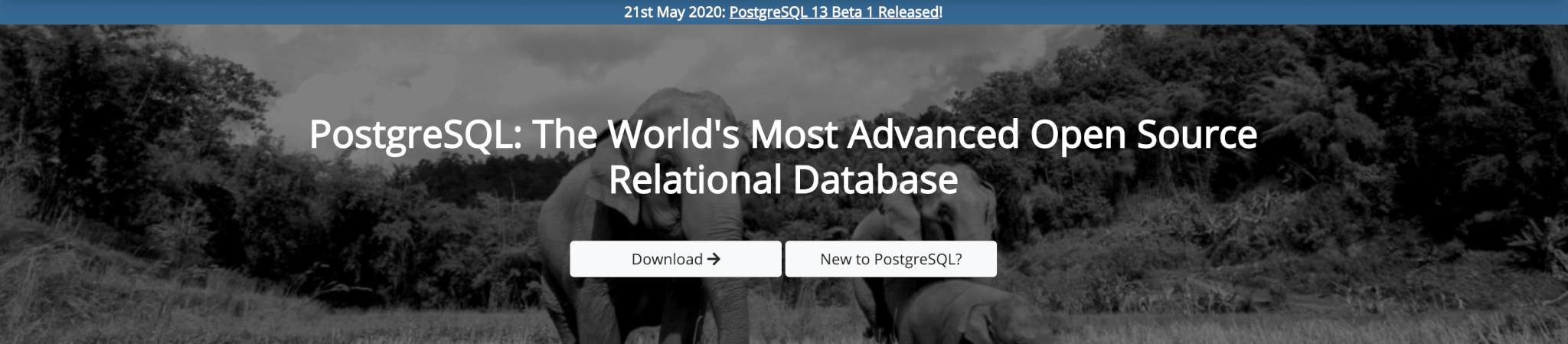 データベースとは SQL 入門 PostgreSQLのホームページ