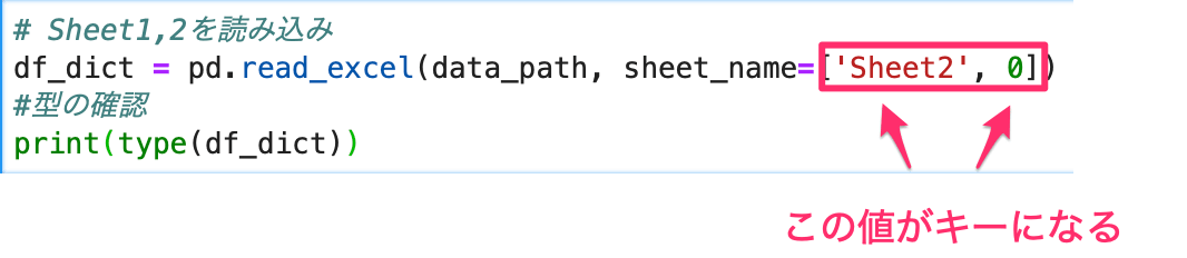 Python pandas Excel 読み込む方法 読み込み