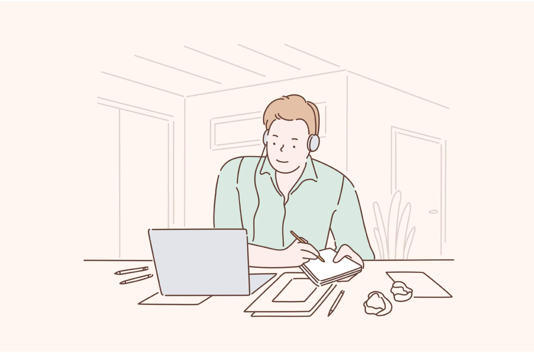 初心者 ブログ 書き方 テンプレート