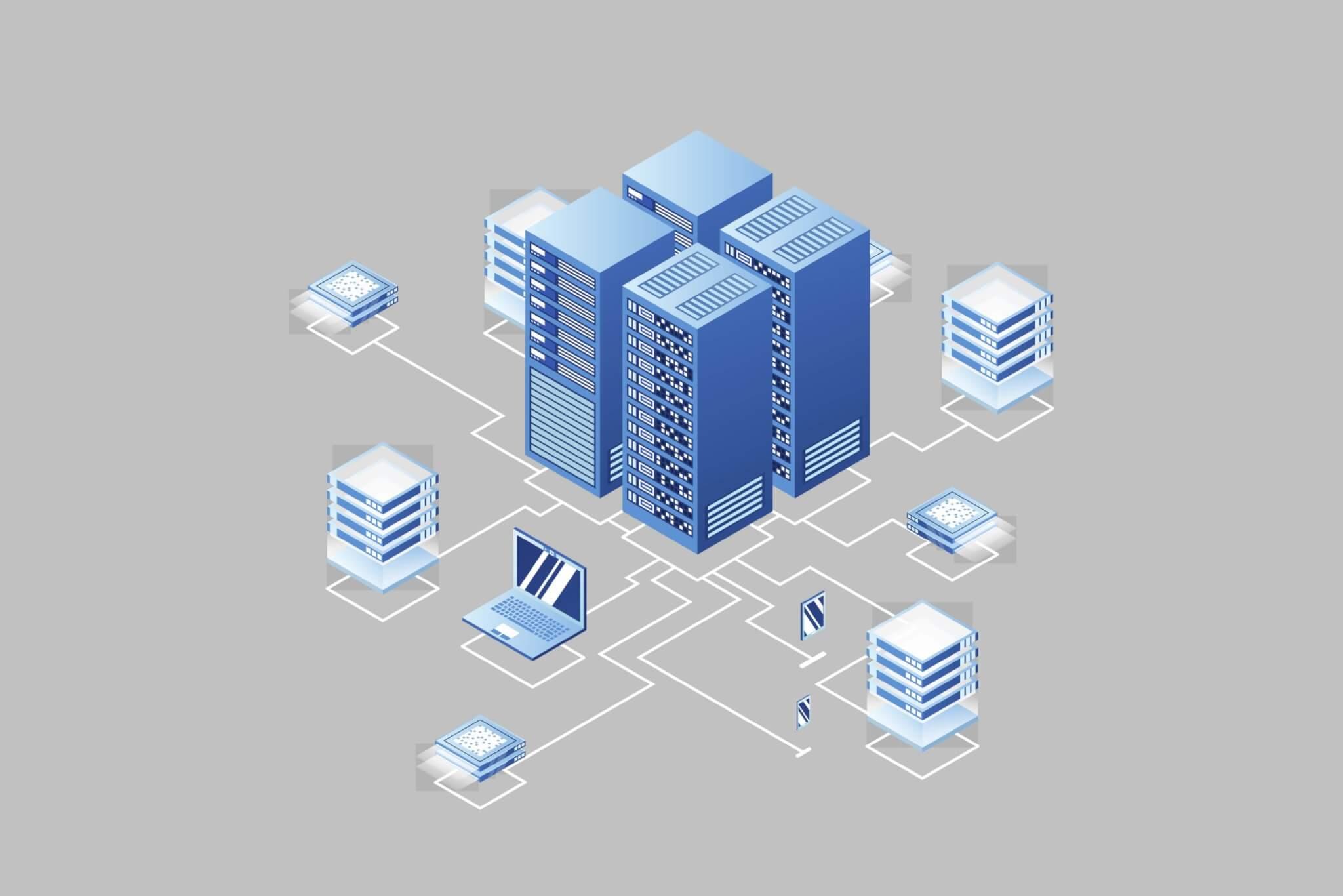 階層型データベースの種類